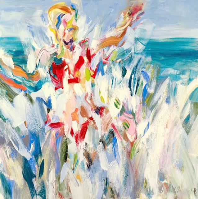 Marshall Crossman, 'Beach Series #232', 2018, Dolby Chadwick Gallery