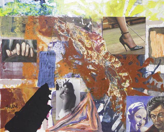 Bedri Baykam, 'High Heels', 2015, Piramid Sanat