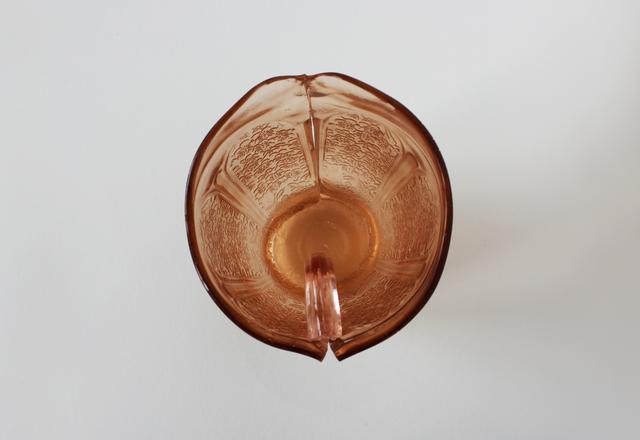 Valerie Snobeck, 'Give Out', 2013, Sculpture, Inverted Depression-era glass pitcher, conservation epoxy, SculptureCenter