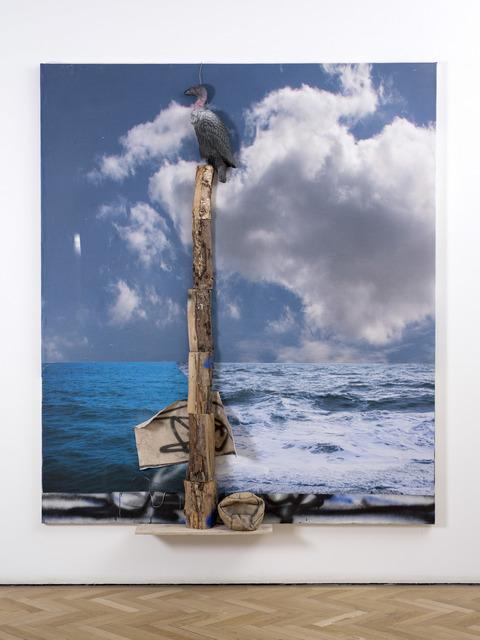 , 'Sheltering Sky,' 2018, Vigo Gallery