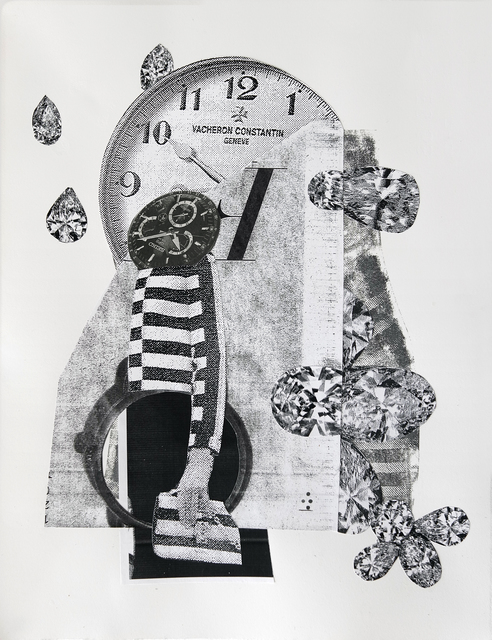 , 'Untitled #7, Time and Money Series,' 2016, Eleanor Harwood Gallery