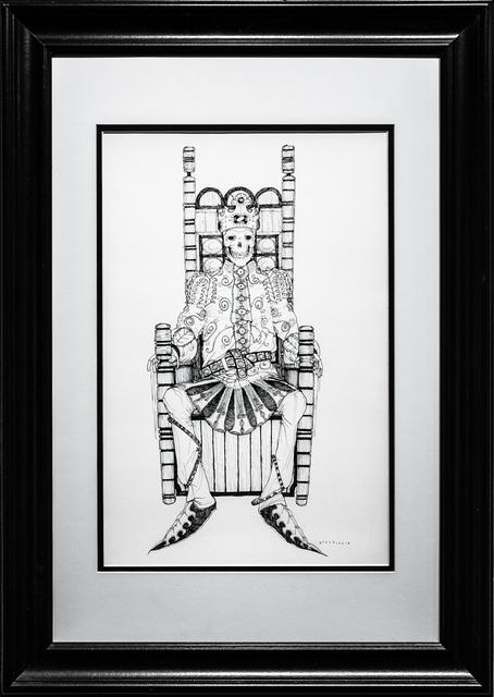 , 'Dead King 4 [15th Century German Lord],' 2018, Paradigm Gallery + Studio