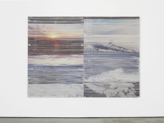 , 'NORTH II,' 2016, Laura Bartlett