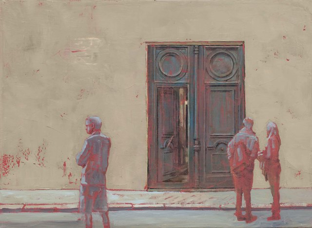 , 'Awaiting,' , Hugo Galerie