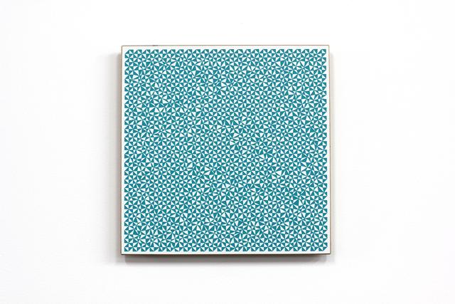 , 'Order/Disruption Painting No. 3 (Ed.1/5),' 2012, Bartha Contemporary