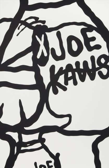 KAWS, 'Untitled (MBFU3)', 2015, Julien's Auctions