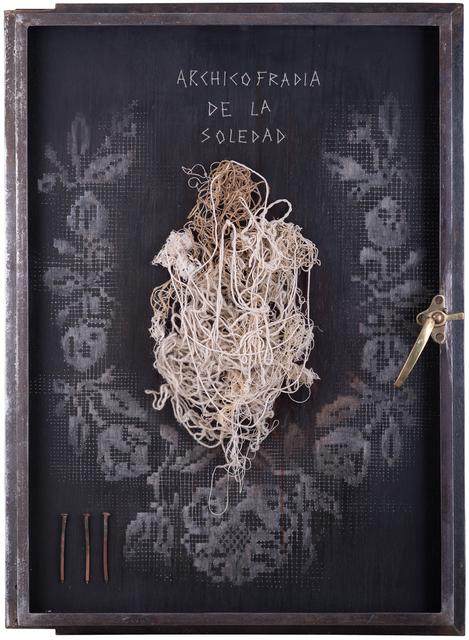 , 'Archicofradia de la Soledad, Serie recogimiento,' 2014, Isabel Croxatto Galería