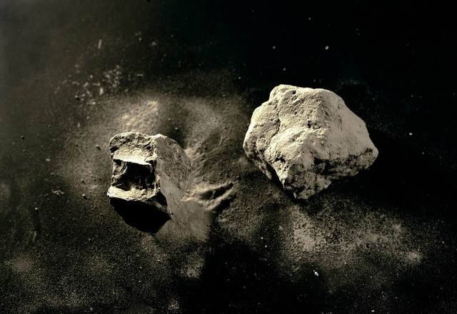 Meridel Rubenstein, 'Mt. Toba Volcanic Ash, 74,000 Years Old, from Sumatra, found in Malaysia', 2010, Peters Projects