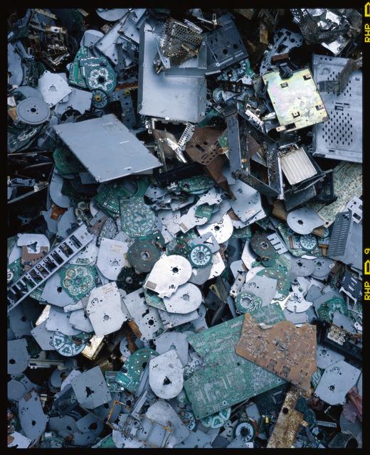 , 'disCONNEXION #b2,' 2002-2003, Officine dell'Immagine