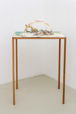 , 'Licola pop Up 03,' 2013, Umberto Di Marino
