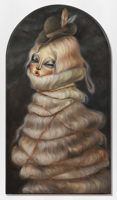 , 'Cocoon Muse,' 2019, Fousion Gallery