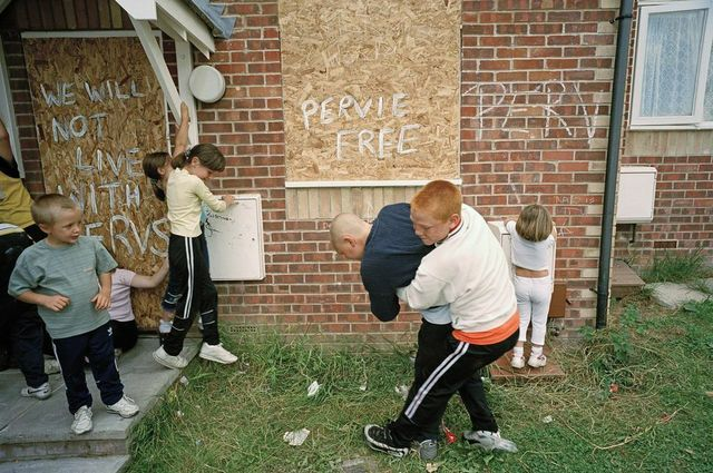 , 'Housing Estate, Southampton,' ca. 1990, PM/AM