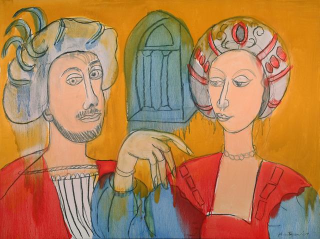 Grace Hartigan, 'The Taming of the Shrew', 2007, C. Grimaldis Gallery