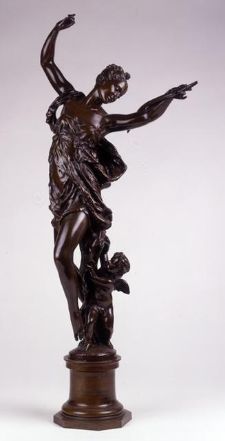, 'Cupid Disarmed,' ca. 1869, Museo Soumaya