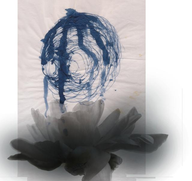 , 'mudheadlily01f,' 2014, Galerie Krinzinger