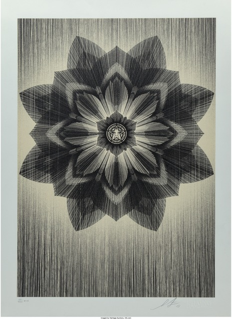 Shepard Fairey (OBEY), 'Obey Kai & Sunny Gold', 2013, Heritage Auctions
