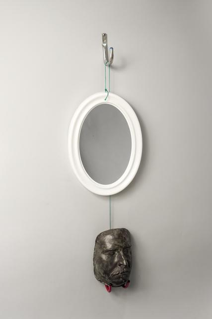 , 'Màscara mortuòria del pintor Nonell. Pablo Gargallo (1911) - 16 objectes,' 2014, García Galeria