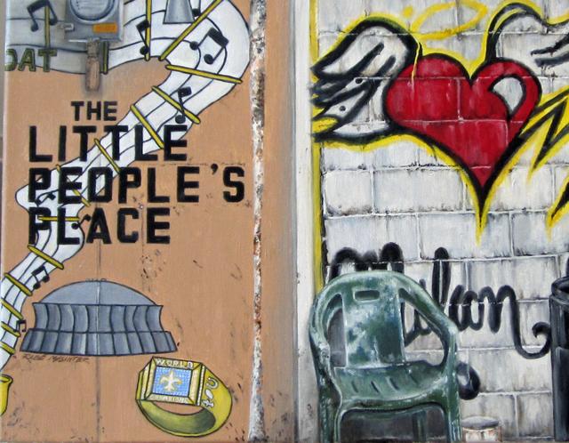 , 'The Little People's Place,' 2015, LeMieux Galleries