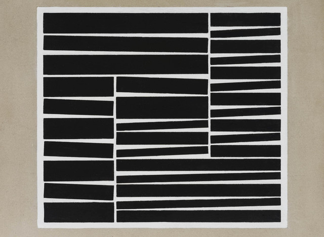 , 'Untitled [from Metaesquemas series],' 1958, Bergamin & Gomide