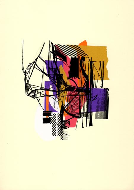 , 'Fragment 033,' 2015, Galerie SOON