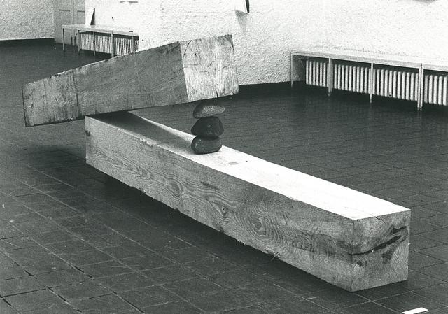 , 'Three stones,' 1979/ 2014, Yumiko Chiba Associates