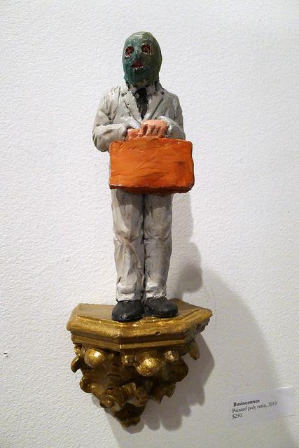 , 'Businessman,' 2013, ANNO DOMINI