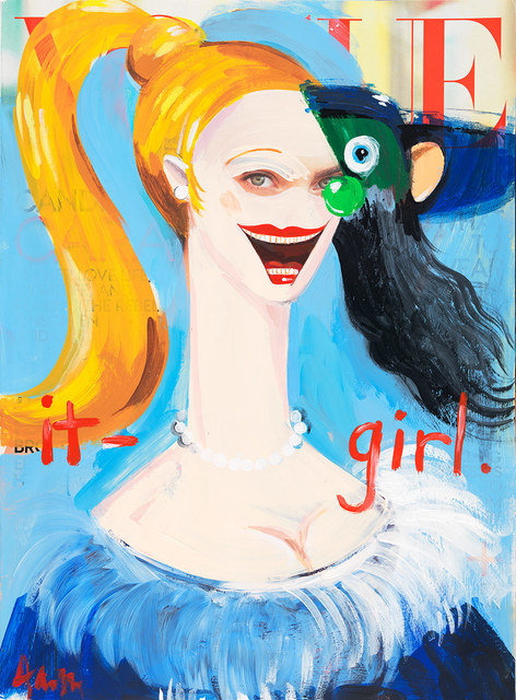 , 'The Smiling Woman Issue,' 2016, ArtStar