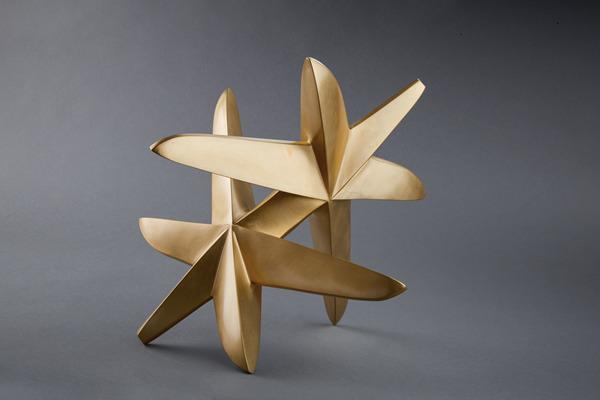 Maximilian Verhas, 'Rolling Starfish', 2010, Sculpture, Bronze, Galerie Barbara von Stechow