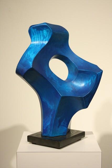 , 'Linear 1 Section 2,' 2009, Marta Hewett Gallery