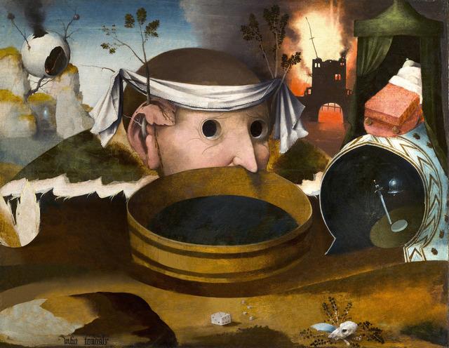 José Manuel Ballester, ' Visión surrealista', 2012, Proyecto H Contemporáneo