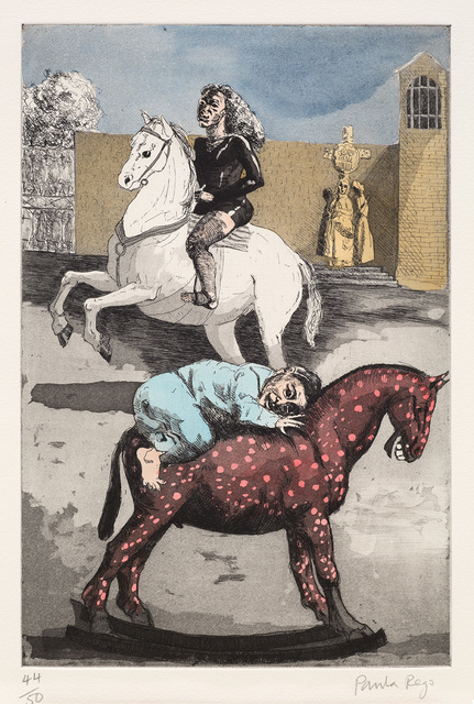 , 'Ride a cock-horse,' 1989, Marlborough London