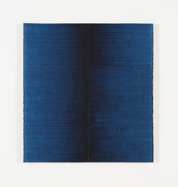 Irma Blank, 'Radical Writings, Schrift-Atem-Ubung 7-3-88', 1988, P420
