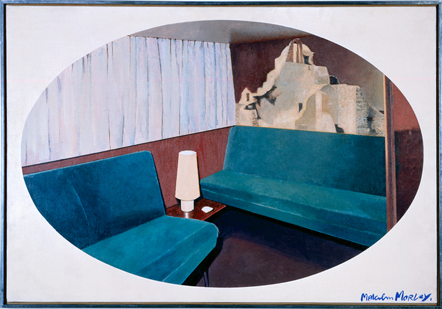 , 'State Room with Eastern Mural,' 1966, Sperone Westwater