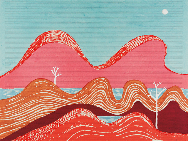 Louise Bourgeois, 'Beautiful Night, from BAM portfolio', 2004, Phillips