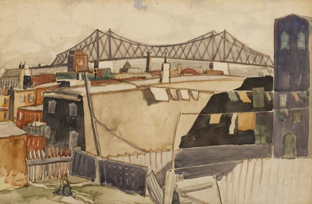 , 'Pont Jacques-Cartier,' , Canadian Fine Arts