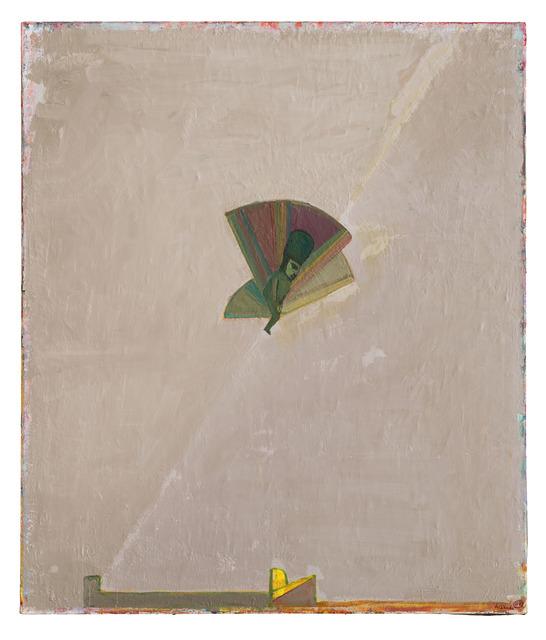 , 'Bereit zu fliegen,' 2007-2012, Galerie Kleindienst