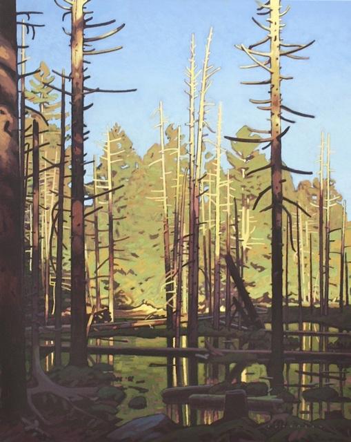 Clayton Anderson, 'Cedar Pond', Madrona Gallery