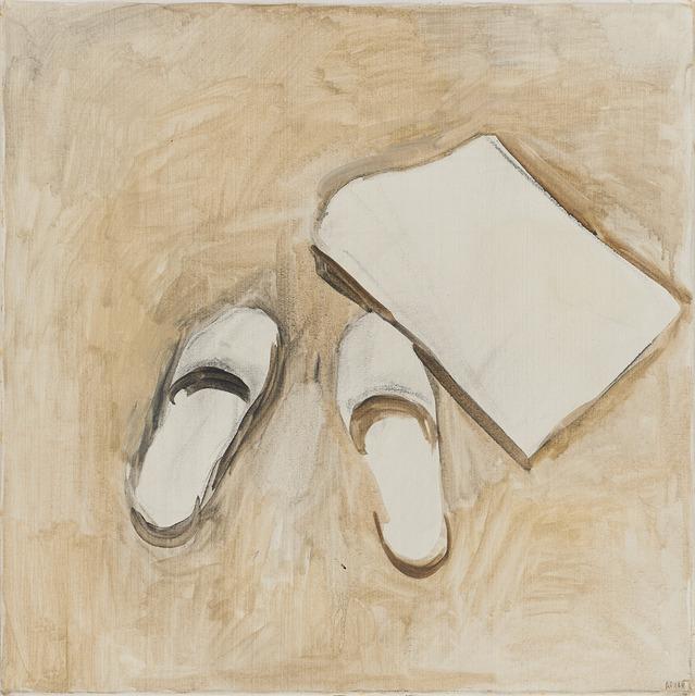 , 'Pantuflas (Slippers),' 1997, Cecilia de Torres, Ltd.