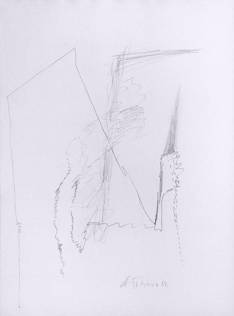 Gerhard Hoehme, 'Untitled III', 1984, ARTEDIO