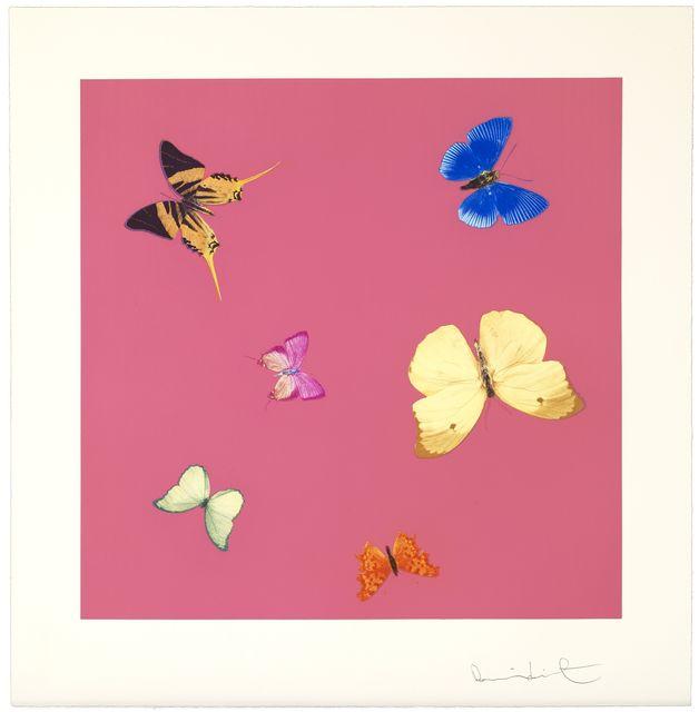 , 'Lullaby (Love Poems),' 2014, Gormleys Fine Art