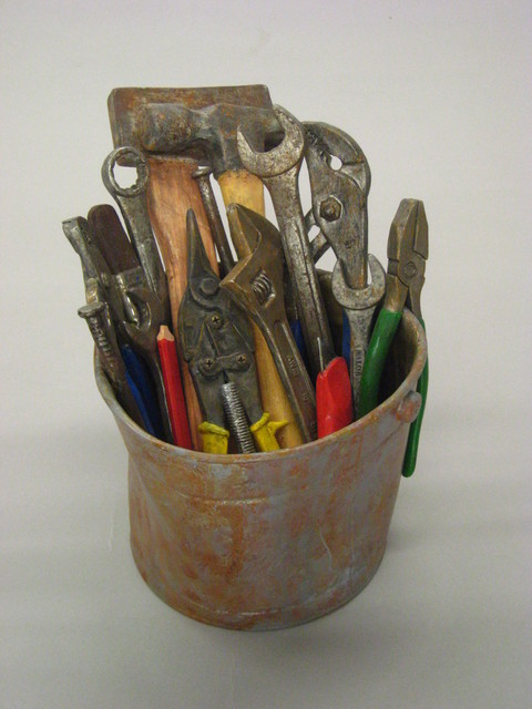 , 'Jake's Tools,' , Clark Gallery