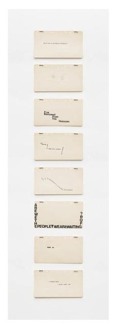 , 'Untitled,' , Mendes Wood DM