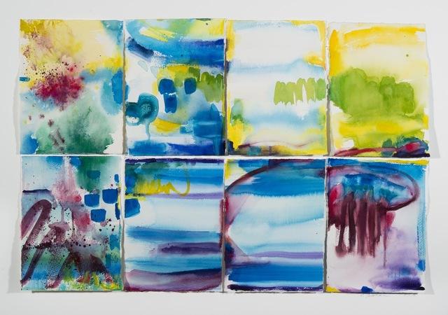 , 'Four Sets,' 2013, Cerulean Arts
