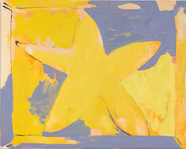 , 'Yellow Star,' 2016, Argazzi Art