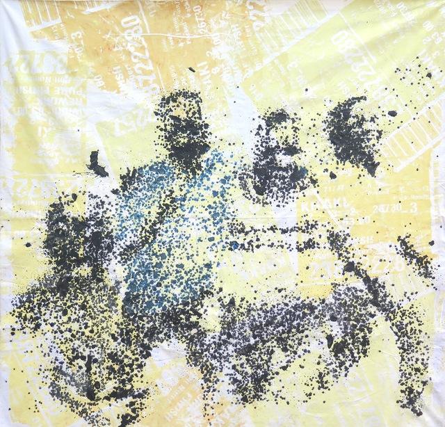 , 'Jojo, coquelet dit Akabo poussière,' 2017, Galerie Cécile Fakhoury - Abidjan