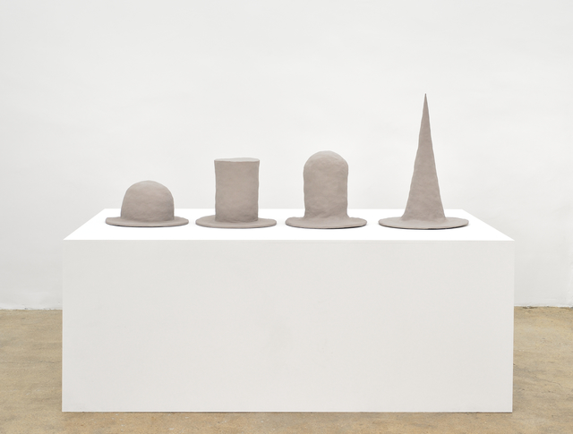 , 'Hats,' 2014, Samy Abraham