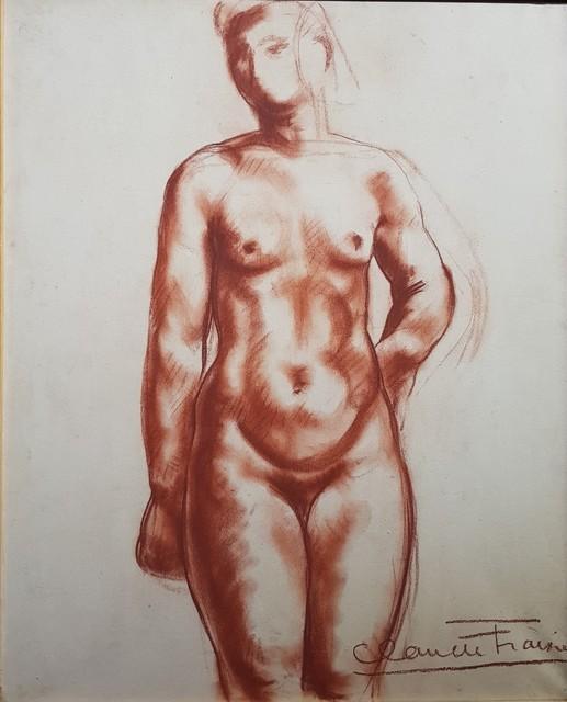 , 'NU  ,' ca. 1930, Galerie Marie-Robin