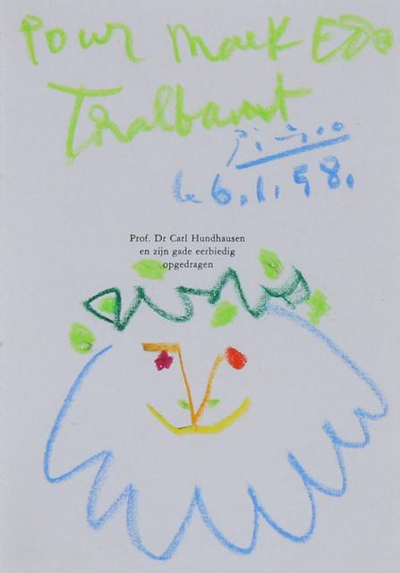 Pablo Picasso, 'Tete', 1958, Gormleys Fine Art