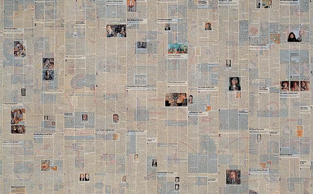 , 'MEMO,' 1999, Gallery Mac