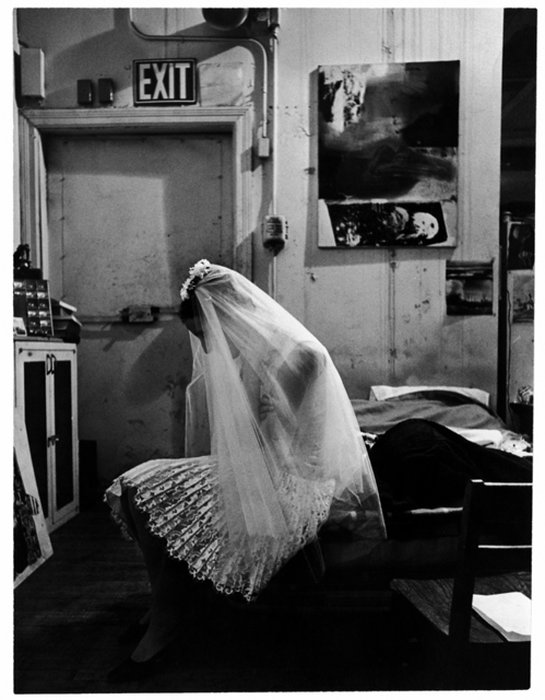 , 'Trisha Brown nello studio di Robert Rauschenberg New York.,' 1964, Lia Rumma